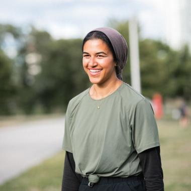 28. Fatma Ramadan: A Women's Run